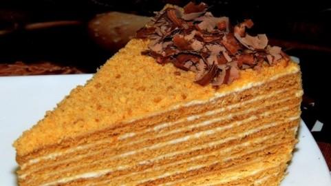 Classic Honey Cake